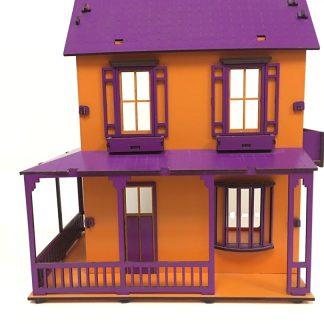 خانه عروسکی چوبی کوچک KT-9013